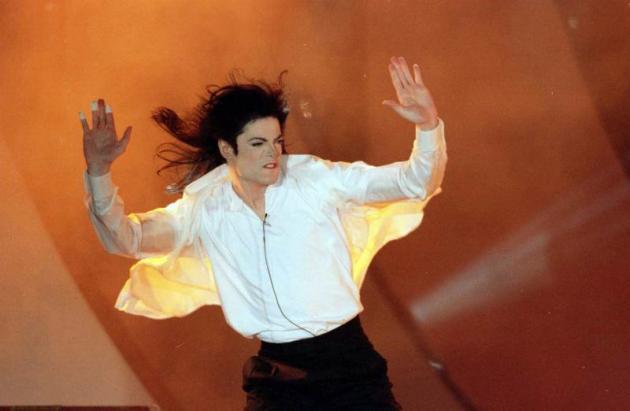 Michael in Concert