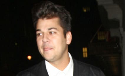 Rob Kardashian Weight Loss: 50 Pounds to Go!