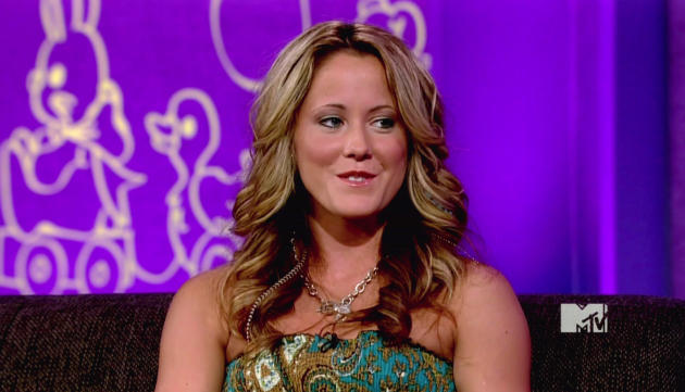 Jenelle Evans on Teen Mom 2 Reunion