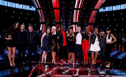 The Voice Results: Who Made the Top Twelve?