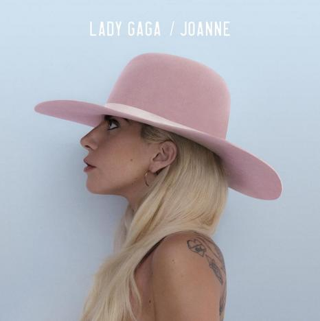 Lady Gaga &quotJoanne&quot Album Cover