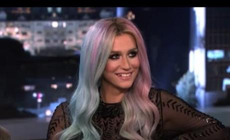 Ke$ha on Ghosts: They Haunt my Vagina!