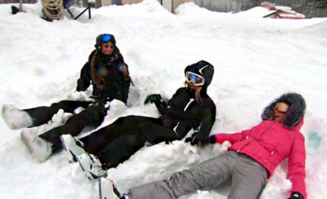 The Real Housewives of Orange County Recap: Snow Bunnies