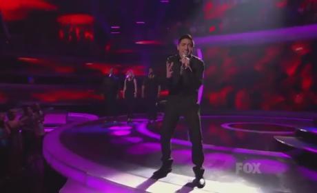 Stefano Langone - When A Man Loves A Woman (American Idol)