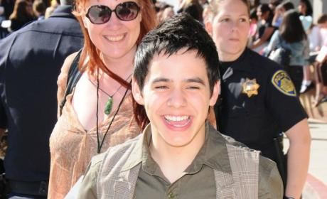 David Archuleta Avoids Cooties