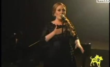 "Adele Owns Video Music Awards, Performs ""Someone Like You"""