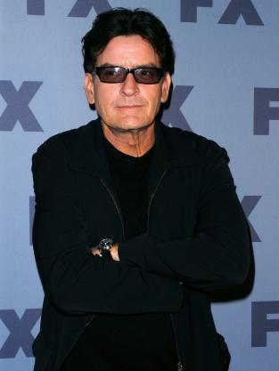 Charlie Sheen for FX