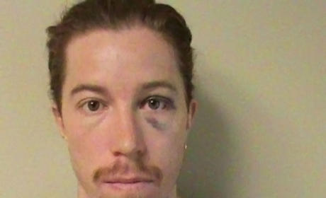 Shaun White Arrested for Vandalism and Public Intoxication