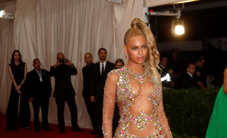 Beyonce at the MET Gala