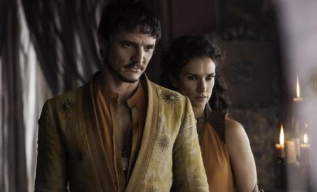 Oberyn Martell vs. Gregor Clegane: Game of Thrones Tale of the Tape!