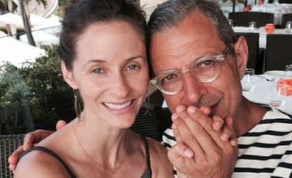 Jeff Goldblum: Engaged to Emilie Livingston!