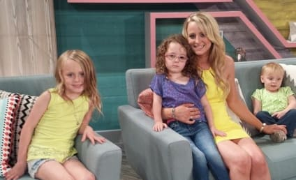 Leah Messer Facebook Post: Look, the Girls Still Love Me!