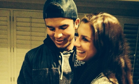 Servando Carrasco and Alex Morgan