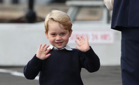Prince George Double Wave Canada