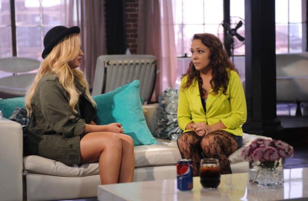 Demi Lovato and Jennel Garcia