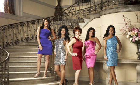 Who Might Be Leaving The Real Housewives of New Jersey?