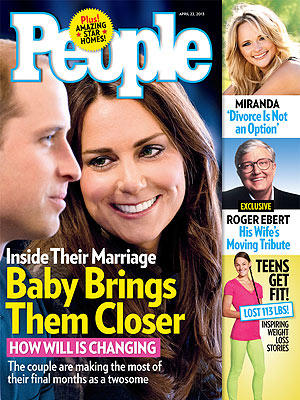 Kate Middleton People Cover