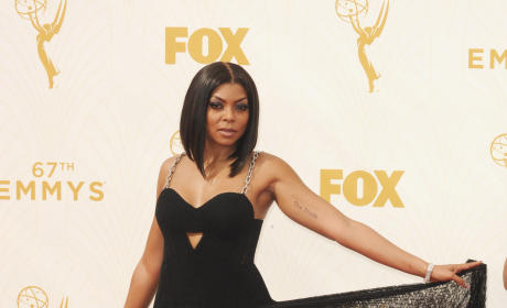 Taraji P. Henson at the Emmys