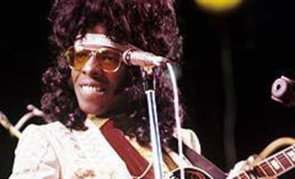 Sly Stone: Broke, Living in a Van