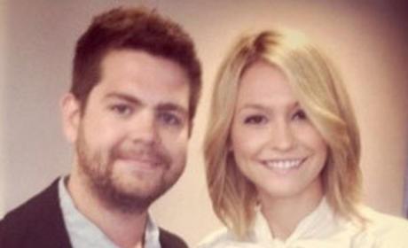 Jack Osbourne and Lisa Stelly: Expecting!