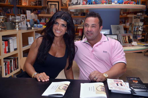 Teresa Giudice, Husband Pic