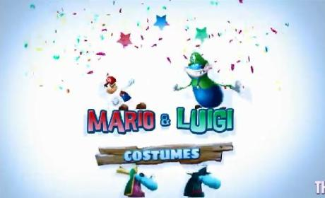 Rayman Legends Trailer: Mario and Luigi!
