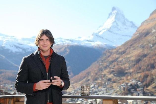Ben in Switzerland