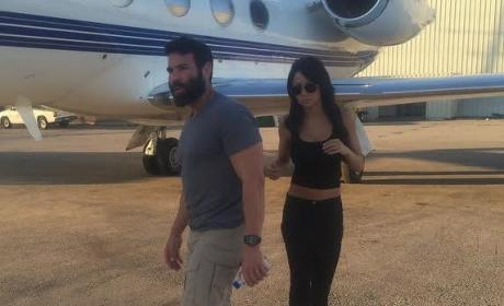 Dan Bilzerian Promotes Presidential Campaign With Boobs, Bumper Stickers, More Boobs