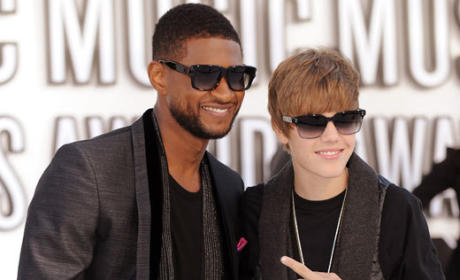 Justin Bieber and Usher Roast Chestnuts on an Open Fire: First Listen!