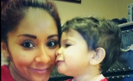 Snooki to Media: Leave Pregnant, New Mom Celebs Alone!