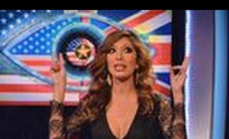 Farrah Abraham: Evicted, BOOED on Celebrity Big Brother!