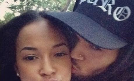 "Chris Brown: Threatening to ""Sue the F--k"" Out of Oprah Over Karrueche Tran Interview?!"