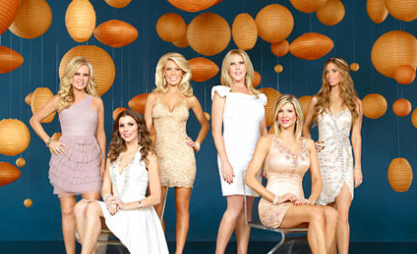 The Real Housewives of Orange County Recap: From Miss Piggy to Mickey Roarke