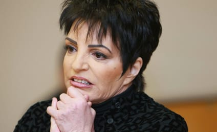 Liza Minnelli: In Rehab For Substance Abuse