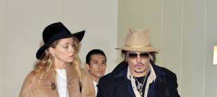 Johnny Depp and Amber Heard: Headed for Divorce ALREADY?!