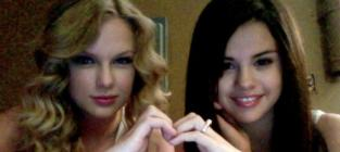 Taylor Swift: Dumped By Selena Gomez For Being Too Boring, Wanting to Bake Cookies