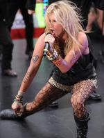 Ke$ha in NYC