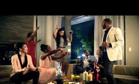 "Jordin Sparks and Whitney Houston - ""Celebrate"""