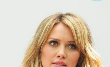 Celebrity Hair Affair: Hilary Duff
