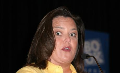 Rosie O'Donnell Yellow