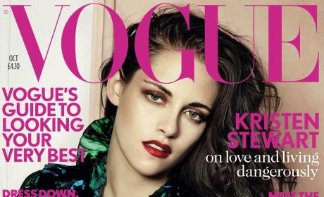 Kristen Stewart Covers British Vogue, Talks Public Image