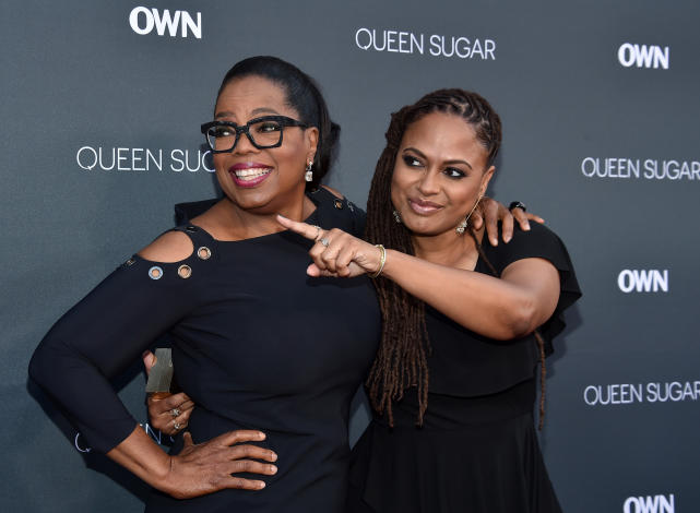 Ava duvernay and oprah
