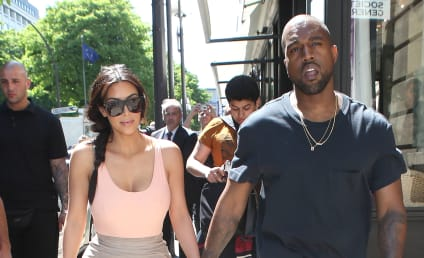 Kim Kardashian to Kanye West: Stop Working So Much!