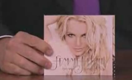 """Britney Spears Brings """"Big Fat Bass"""" to Jimmy Kimmel Live"""