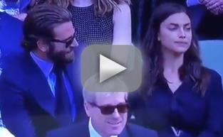 Bradley Cooper: Did He Make Irina Shayk Cry at Wimbledon?