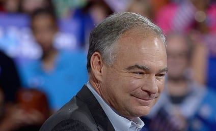 Tim Kaine: VP Nominee Was A Hottie Back In The Day!