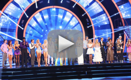 Dancing With the Stars Results: Shocking First Elimination Revealed!