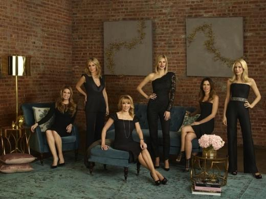 Real Housewives of New York City Season Season 6 Cast