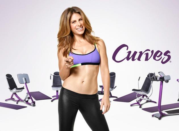Jillian Michaels for Curves