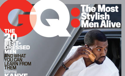 Kanye West Honored as VERY Stylish by GQ